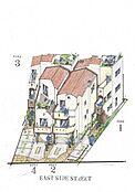 南仏Provence styleの新築一戸建てです