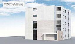 岡山県倉敷市美和1丁目の賃貸マンションの外観