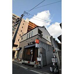 福岡県福岡市中央区大名1丁目の賃貸アパートの外観