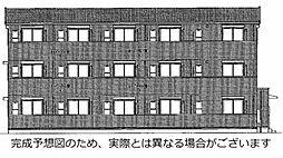 仮称)竹田向代町D-room[106号室号室]の外観