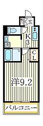エスペランサM[7階]の間取り