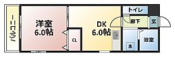 D.ROOMI[2階]の間取り