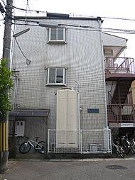 カーサ・デル・ソーレ21[4A号室]の外観