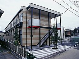 シェル ガーデンII[1階]の外観