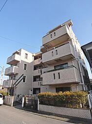 埼玉県川越市清水町の賃貸マンションの外観