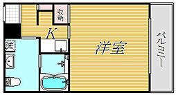 AXAS板橋本町[4階]の間取り