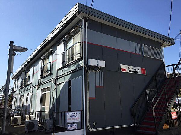 神奈川県相模原市南区北里2丁目の賃貸アパート