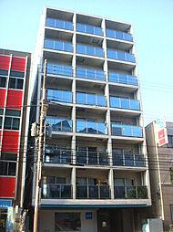 ビガーポリス118東田辺[4階]の外観