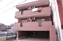 愛知県名古屋市緑区鳴海町字作町の賃貸マンションの外観