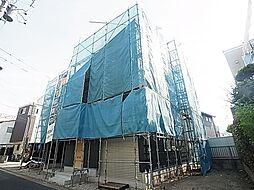 [タウンハウス] 東京都足立区扇2丁目 の賃貸【東京都 / 足立区】の外観