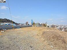 5号地 現地写真 日野市三沢3丁目