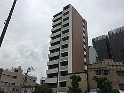ララプレイス四天王寺夕陽ヶ丘[11階]の外観