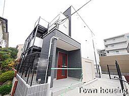 東急田園都市線 たまプラーザ駅 徒歩12分の賃貸アパート