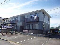 エステートピアU島田[2階]の外観