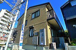 [テラスハウス] 千葉県松戸市三ヶ月 の賃貸【/】の外観