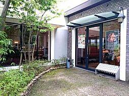 兵庫県川西市清和台東2丁目の賃貸マンションの外観