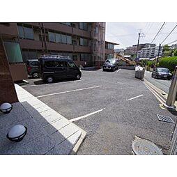 奈良県奈良市あやめ池南二丁目の賃貸マンションの外観