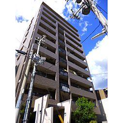 兵庫県神戸市兵庫区大開通の賃貸マンションの外観