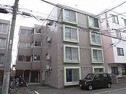 グランデミル栄通N[1階]の外観