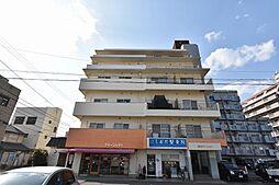 島田マンション[2階]の外観