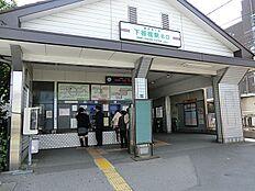 東武鉄道下板橋駅