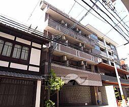 京都府京都市中京区橘柳町の賃貸マンションの外観