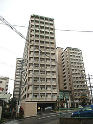 エイルマンション香春口ロゼア[13階]の外観