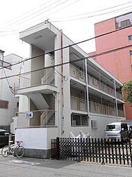 マンションニュー茜[3階]の外観