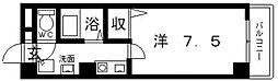 トレイズIII[402号室号室]の間取り