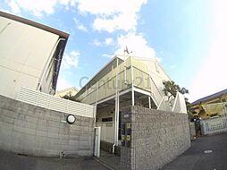 兵庫県西宮市上大市1丁目の賃貸アパートの外観
