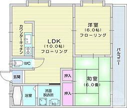 富沢駅 5.9万円