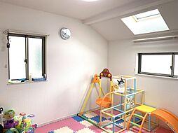 小さなお子様のお部屋としてもお使いいただけます。