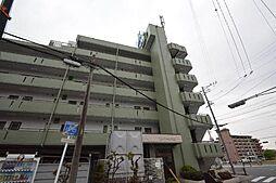 エトワール八田[3階]の外観