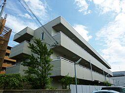 武庫川ハピネス[3階]の外観