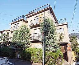 京都府京都市左京区浄土寺下馬場町の賃貸マンションの外観