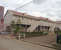 宮城県仙台市青葉区小田原8丁目の賃貸アパートの外観