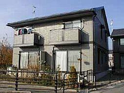 長野県長野市丹波島1丁目の賃貸アパートの外観