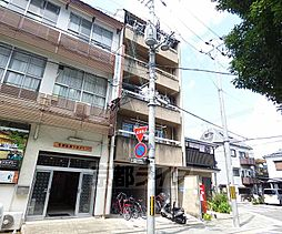京都府京都市上京区北町の賃貸マンションの外観