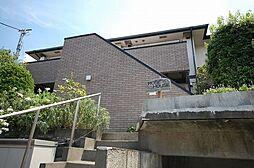 ローズハウス[102号室]の外観