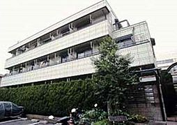 クラールパラシオン目黒東山[3階]の外観