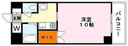 太陽ハイツ南草津3[5階]の間取り