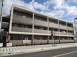 埼玉県八潮市大瀬5丁目の賃貸マンションの外観