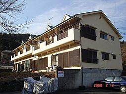 富岡ハイツ[2階]の外観