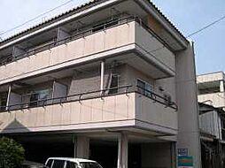 ハッピーライフ日之出(ク)[3階]の外観