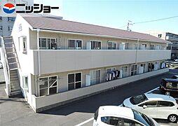 ユートピアSUZUKA[1階]の外観
