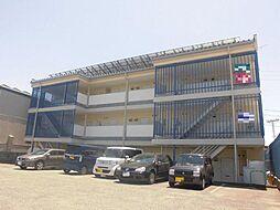 コーポT&T吉田[2階]の外観