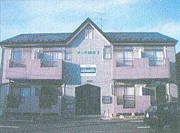 宮城県仙台市宮城野区福住町の賃貸アパートの外観