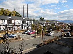 サンビレッジ学園前東阪E[2階]の外観