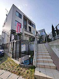 [テラスハウス] 福岡県福岡市中央区桜坂 の賃貸【/】の外観