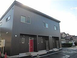 [テラスハウス] 富山県高岡市江尻 の賃貸【/】の外観